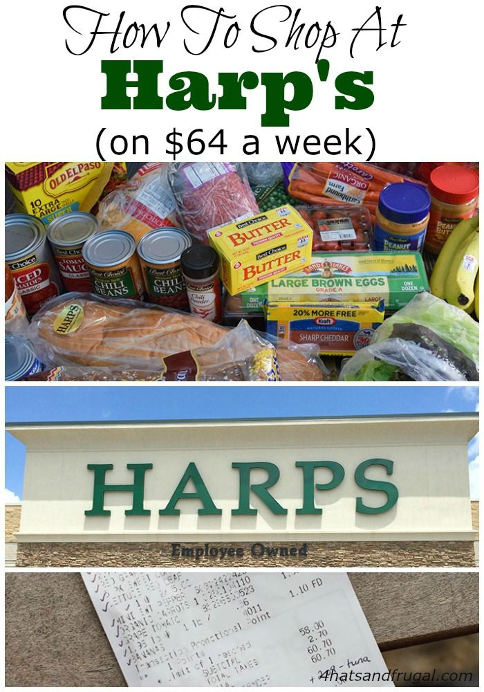 64 Dollar Grocery Budget Series Harp S Grocery Budgeting Budgeting Budget Friendly Recipes
