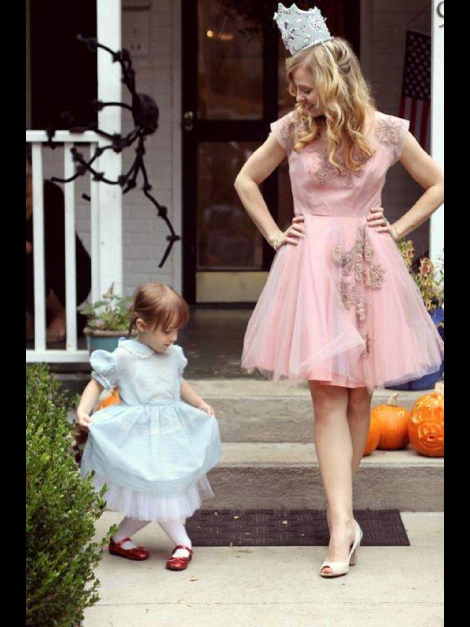 Mommy-daughter Halloween costumes!!!!! | Halloween costume ...
