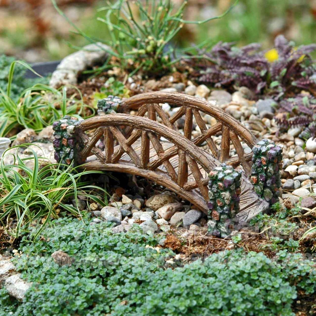 Gnome Garden: Fairy Houses, Gnomes And Fairy