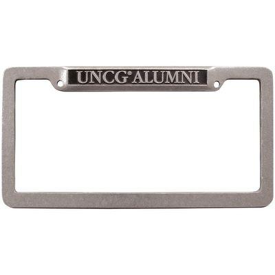 Austin Rocks Black Metal License Plate Frame Tag Holder