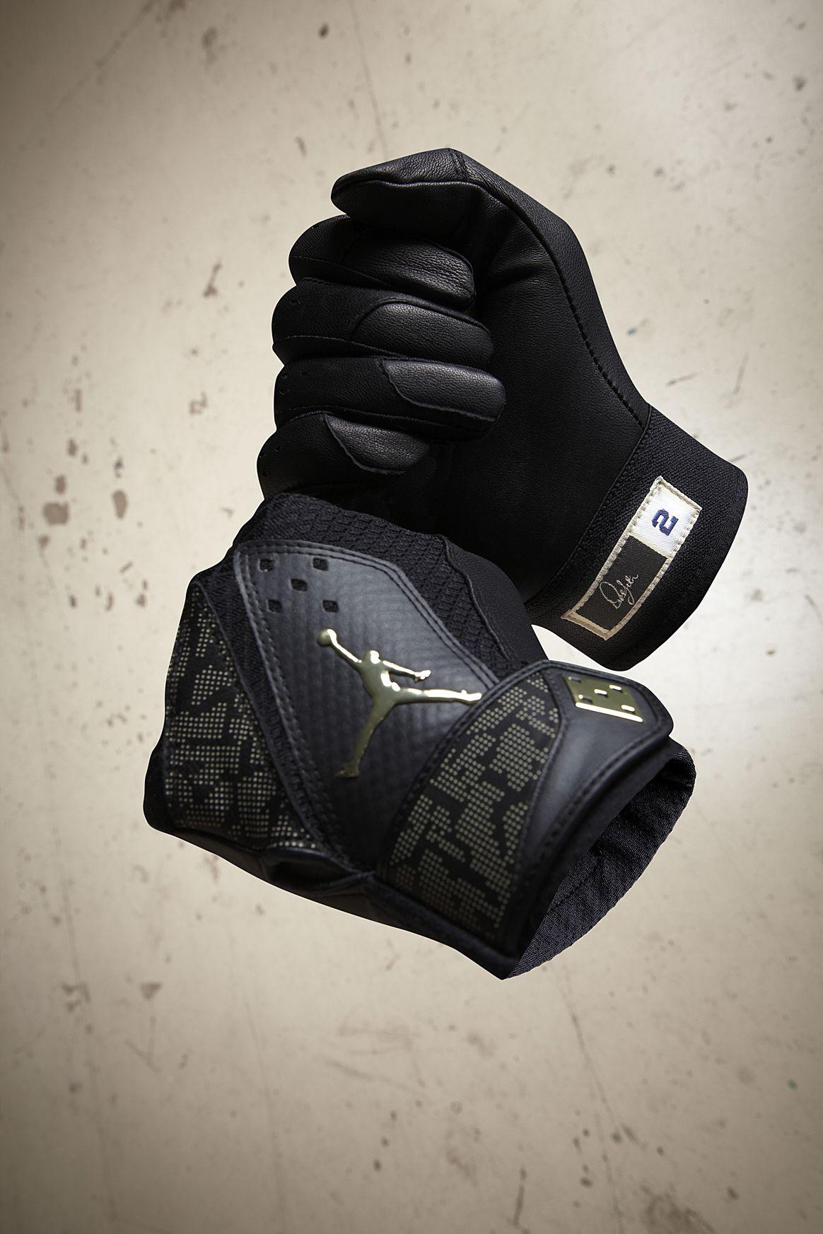 air jordan football gloves