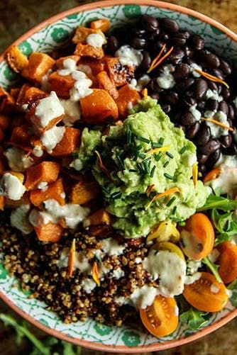 30 Warm and Cozy Grain Bowls to Make This Winter images
