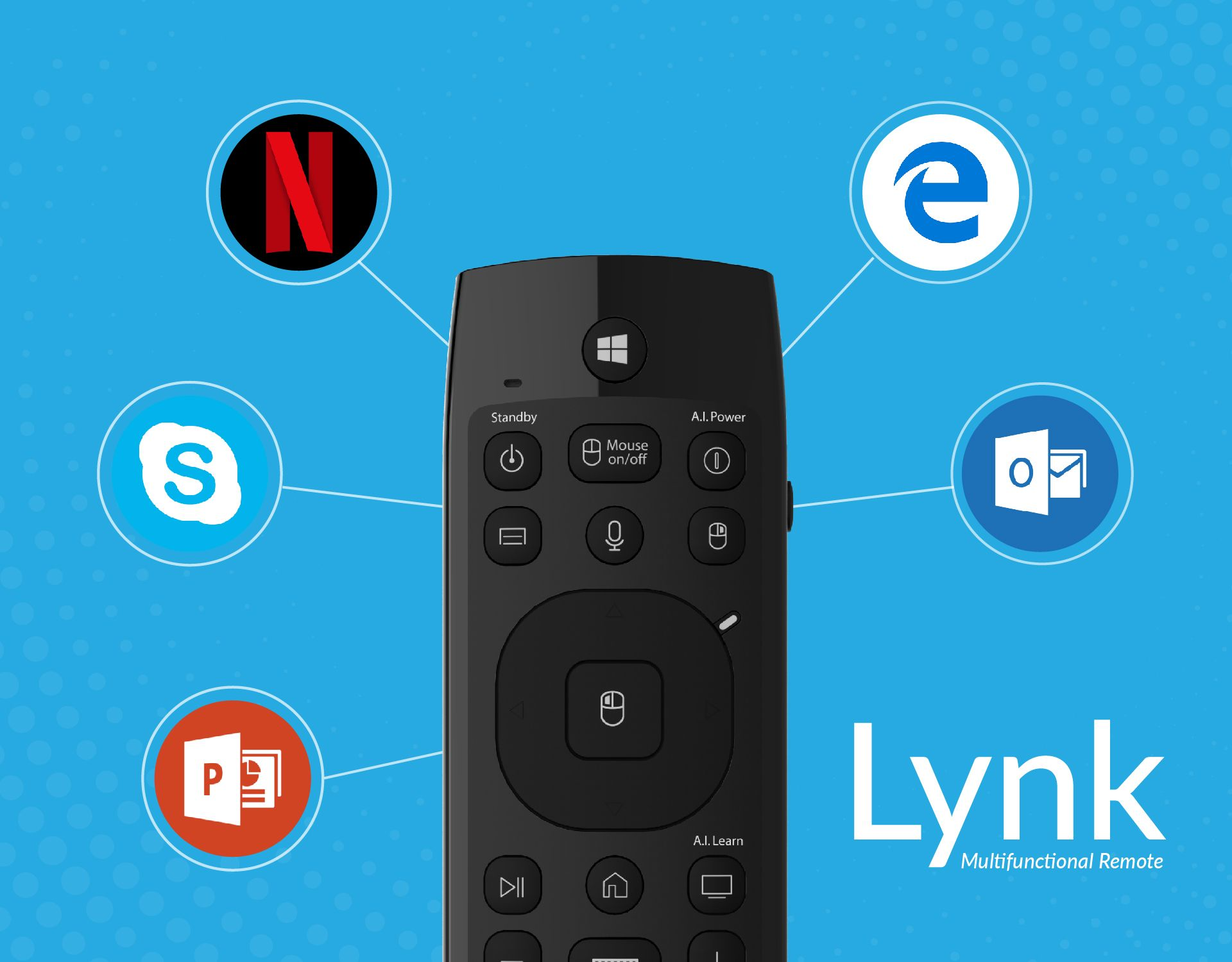 Best Apps for your Lynk MultiFunctional Remote Control