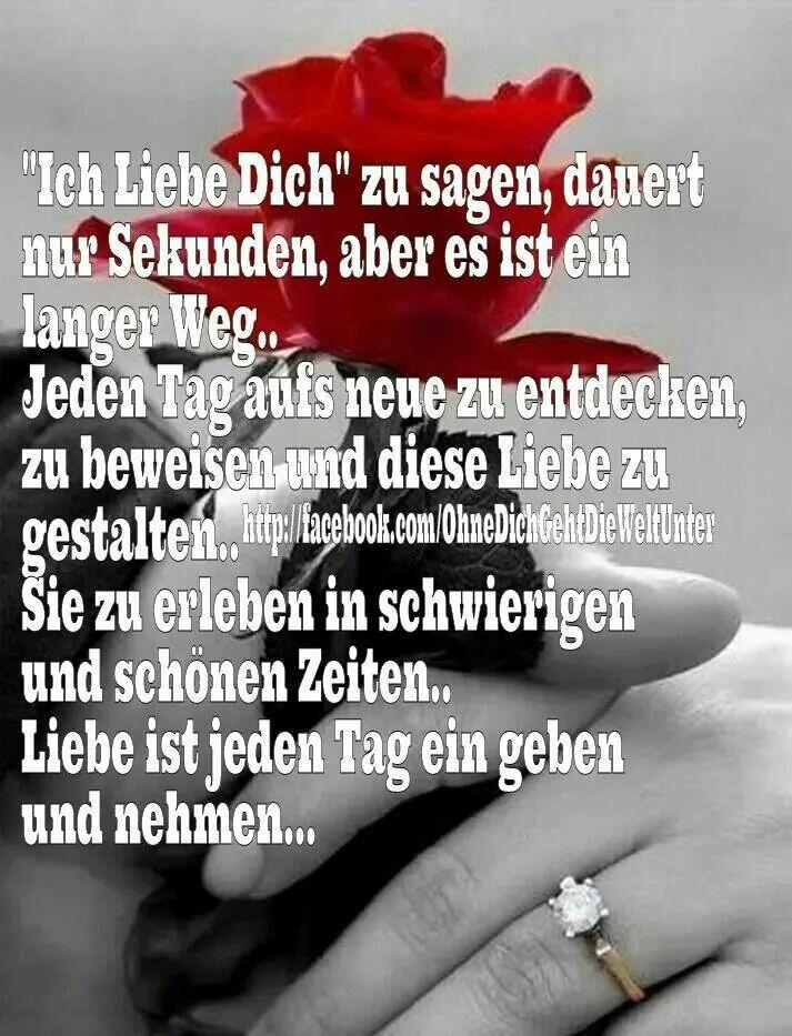 Spruch Herz Seele Geist Pinterest Liebe Sprüche Und Zitate