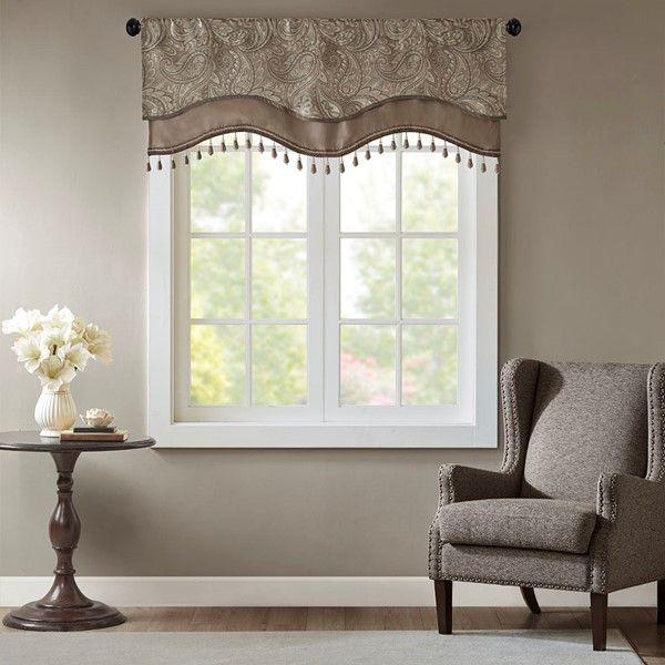 Window Rods, Valance, Drapes Curtains