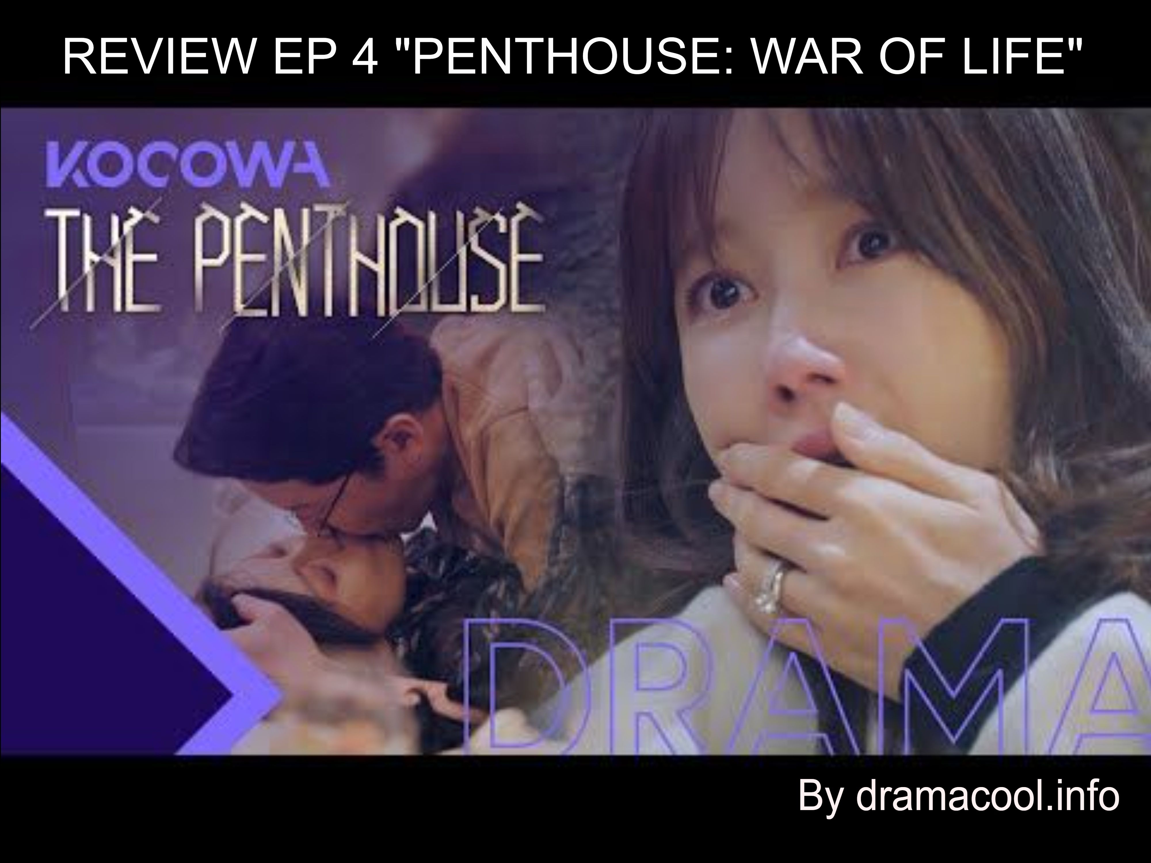 "REVIEW EP 4 ""PENTHOUSE: WAR OF LIFE"""