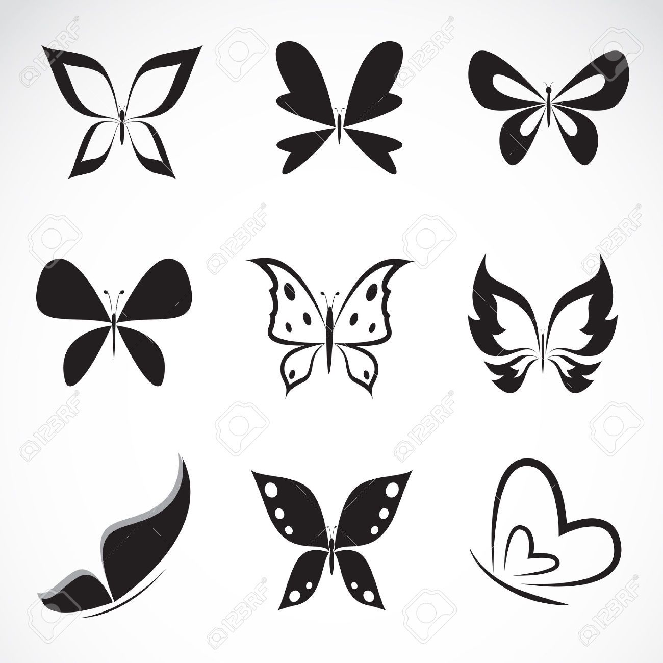 Tiny Black Butterfly Tattoo Google Search Tattoo Inspiration