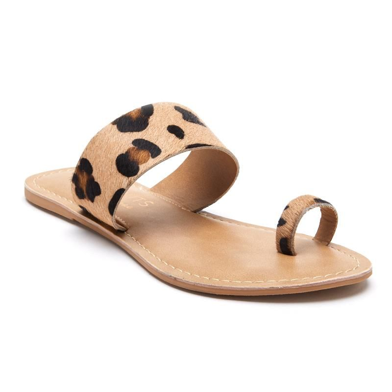 f28ef4246f79 Riva in 2019 | Shoes | Sandals, Toe ring sandals, Leopard animal