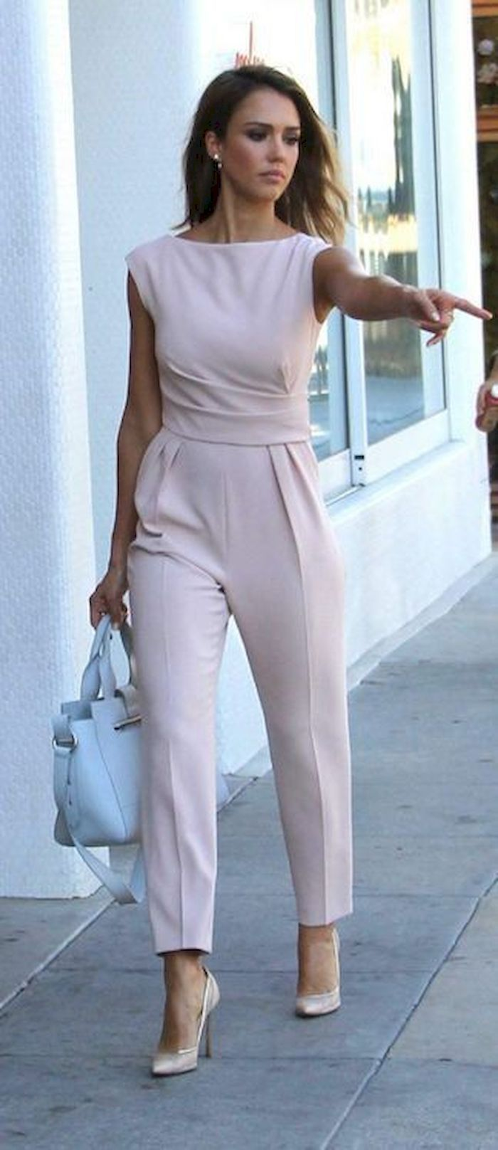 Elegant Business Casual Women Outfit