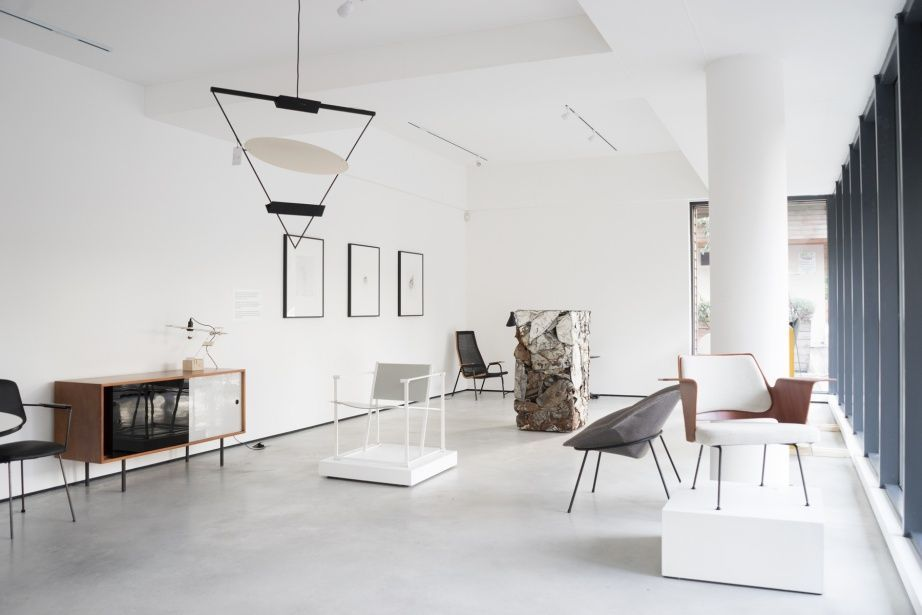 Beton Brut Midcentury Rhapsody Pamono Stories Interior Design
