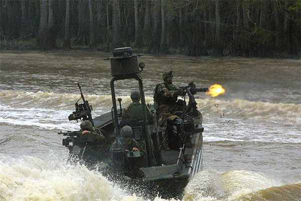 Special Warfare Combatant Craft Crewman Swcc Naval Special Warfare Command Brown Water Navy Special Operations