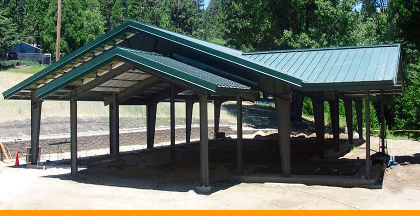 How to Create Your Own Garage Carport designs