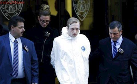 US: White sword killer went to New York to attack black people, says police