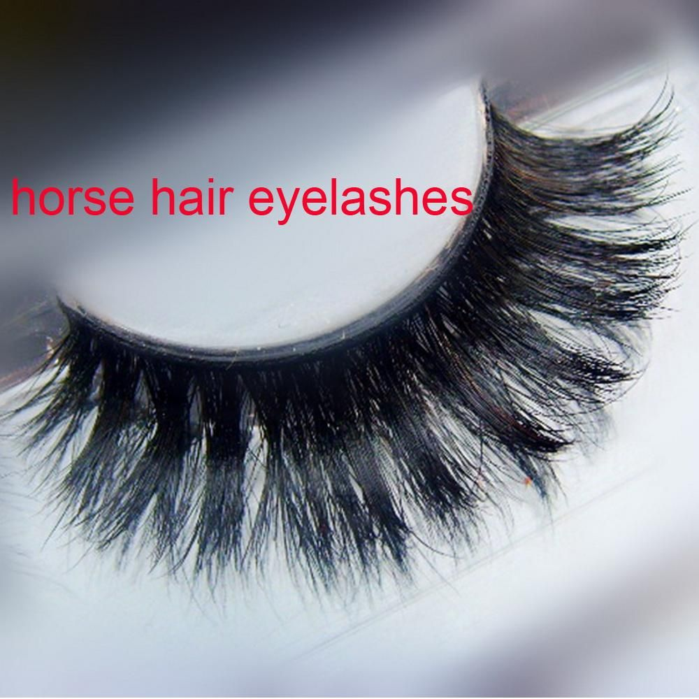 7dd0719ebbd Thick Horse Hair Lashes Thick Horse Hair Eye Lashes Online with $2.72/Pair  on Ladyybeautyco's Store | DHgate.com