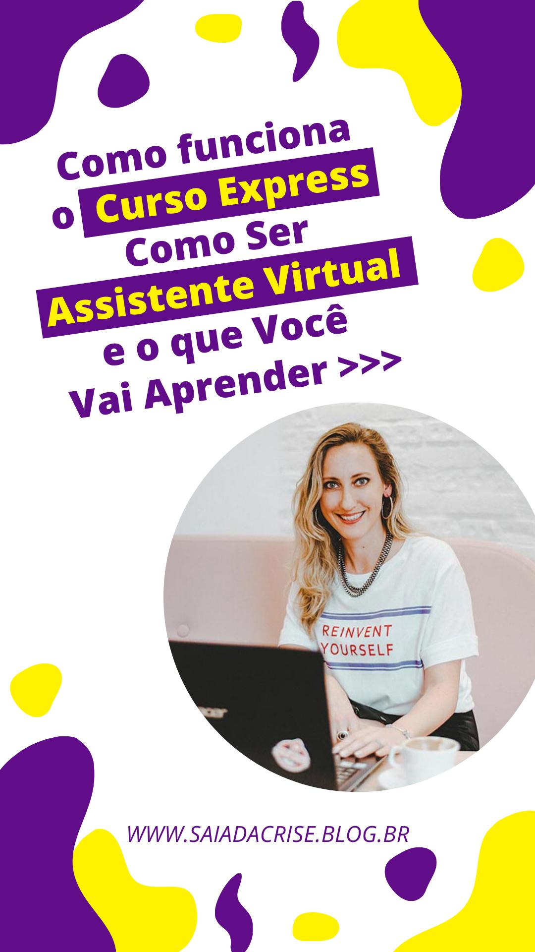 Como Ser Assistente Virtual Express   Tudo sobre o Curso!