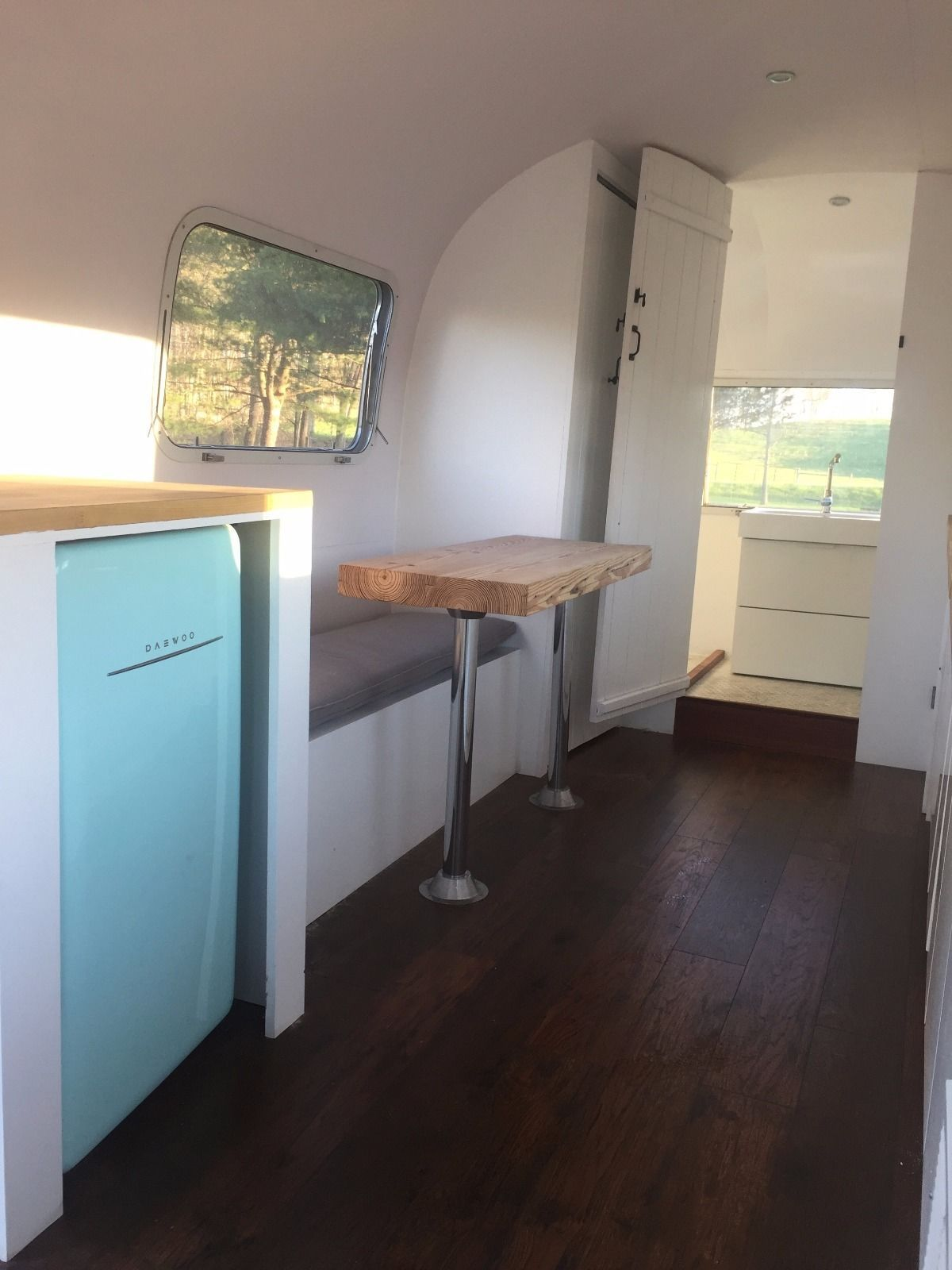 Airstream Tradewind 1969 Full Restoration And Custom Buildout Airstream Interior Airstream Airstream For Sale