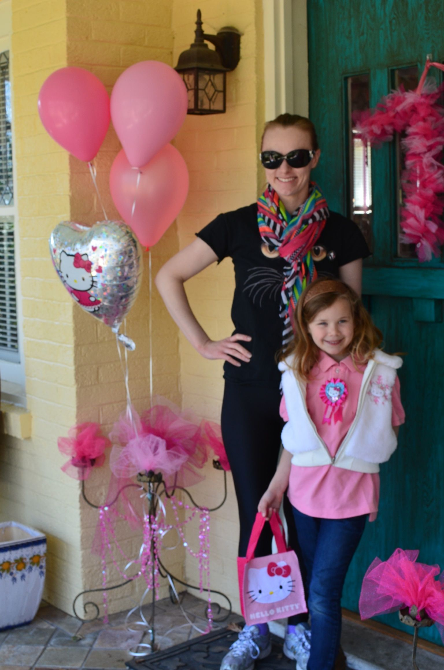 Hello Kitty Birthday Party By Jessica Bracken Events Nashville