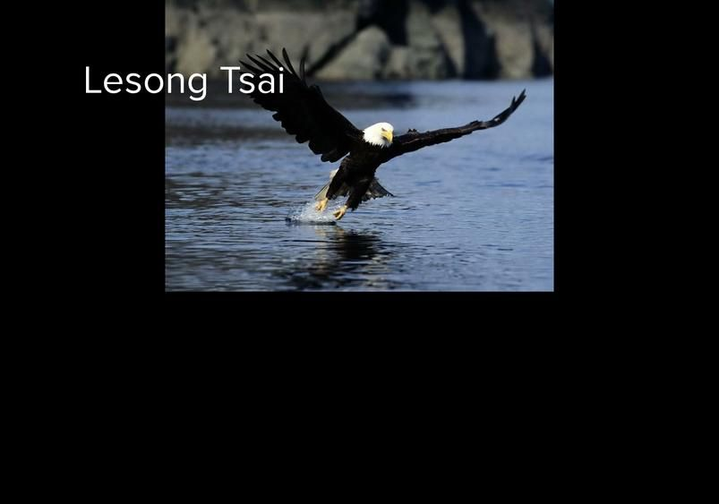 Lesong Tsai's page on about.me - http://about.me ...
