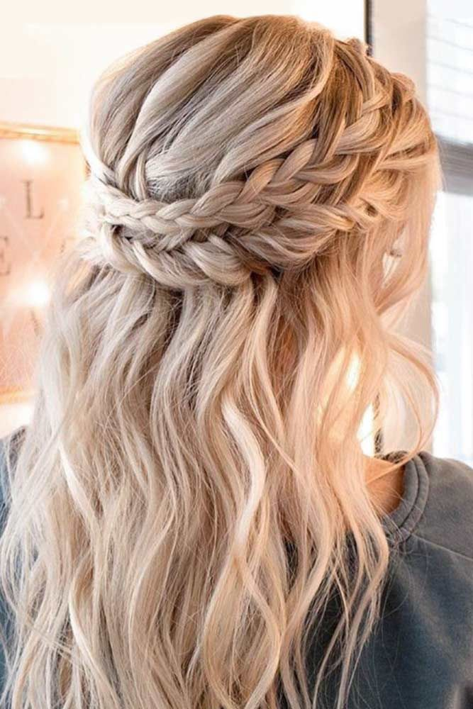 36 Amazing Graduation Hairstyles For Your Special Day Cute Hairstyles For Short Hair Long Hair Styles Medium Length Hair Styles