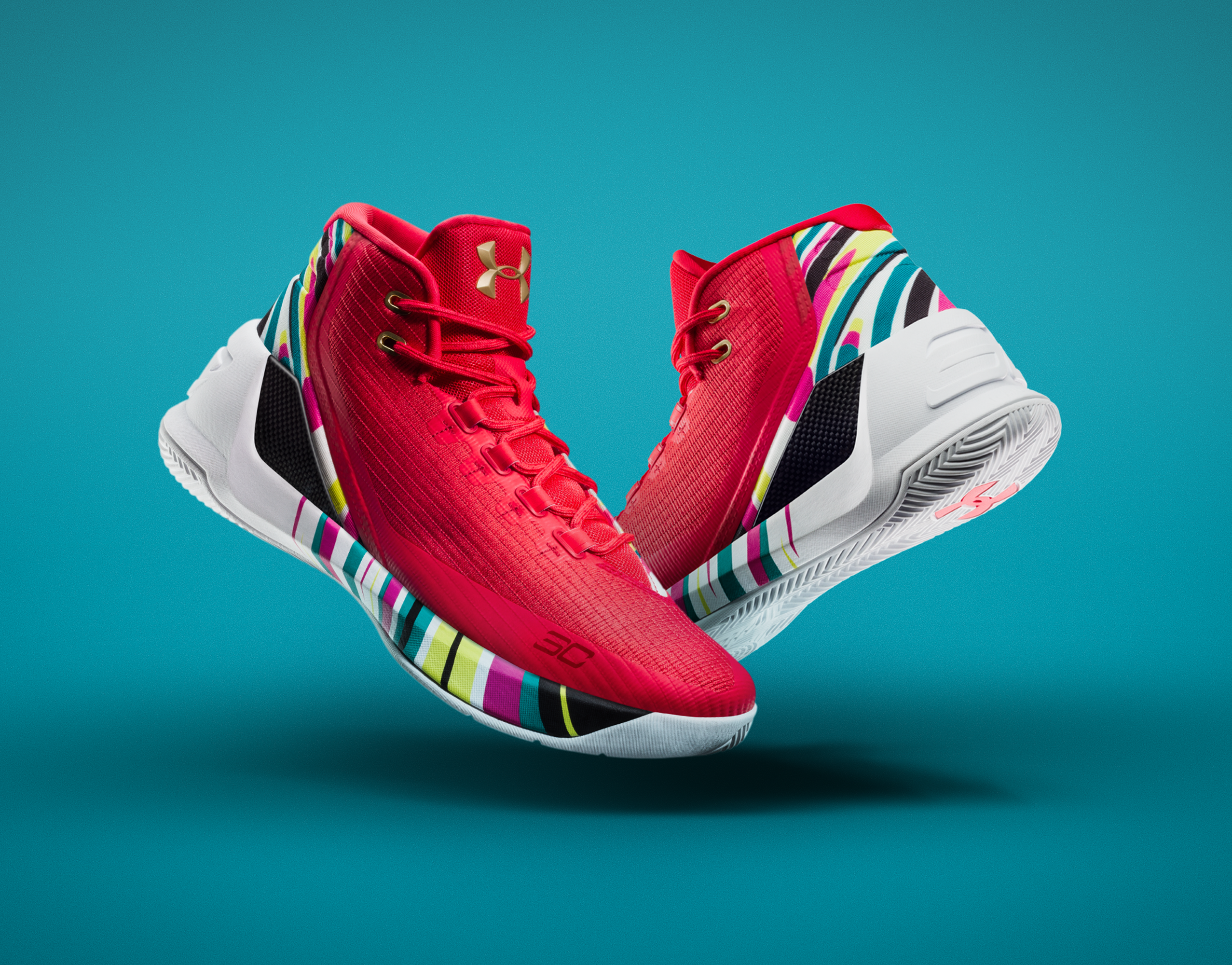 detailed look ca582 25036 Under Armour Curry 3