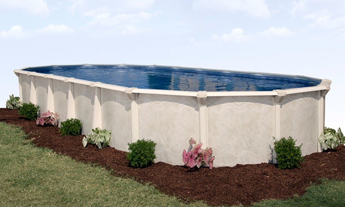 12 X 20 Oval 52 Deep Century Above Ground Pool In 2020 Best Above Ground Pool Above Ground Pool Above Ground Pool Kits