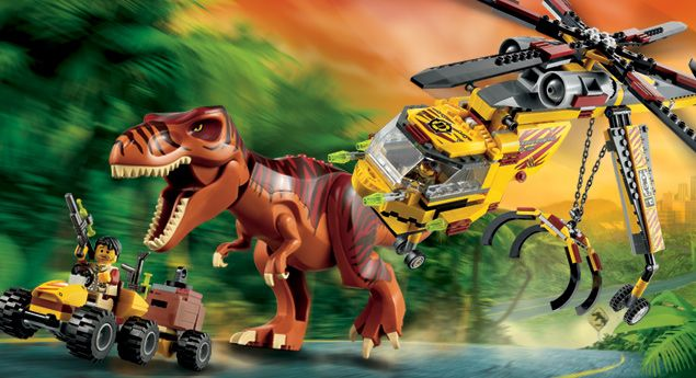 Legocom Dino Products Products 5886 For The Love Of Jackson