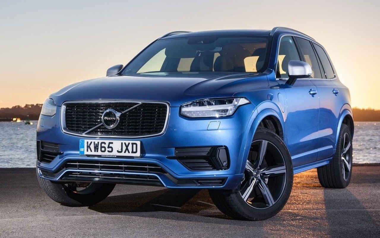2018 volvo xc90 t8 changes release date and price. Black Bedroom Furniture Sets. Home Design Ideas