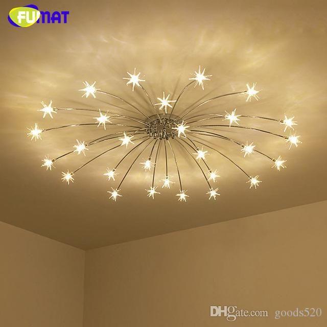Massiv Holz Design Decken Lampe (LED) in 2020 Lampen