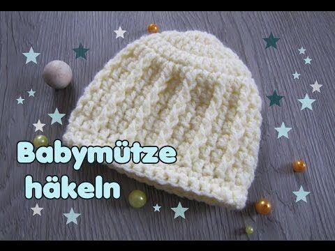 Babyboots häkeln - Babyschuhe - crochet - Boots - Schuhe - Baby ...