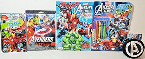 Avengers Play Pack Gift Set Marvel Http Www Amazon Com Dp