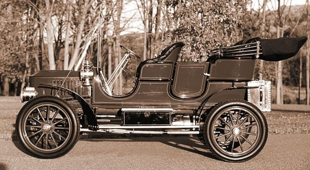 Top 100 American Collector Cars of All Time - / 1906-14 Stanley ...