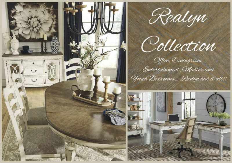 Realyn Collection On The Floor Lindy S Furniture Come In And Shop With Us Today Need Financing Or Layaway Furniture Furniture Companies Quality Furniture