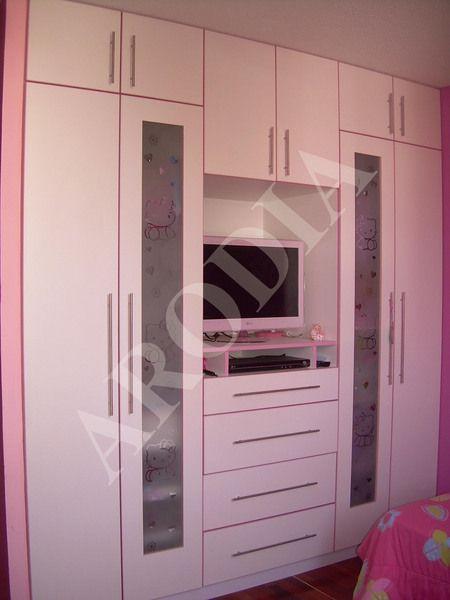Closet en melamina 257161 nuestromercado dise o for Roperos para dormitorios