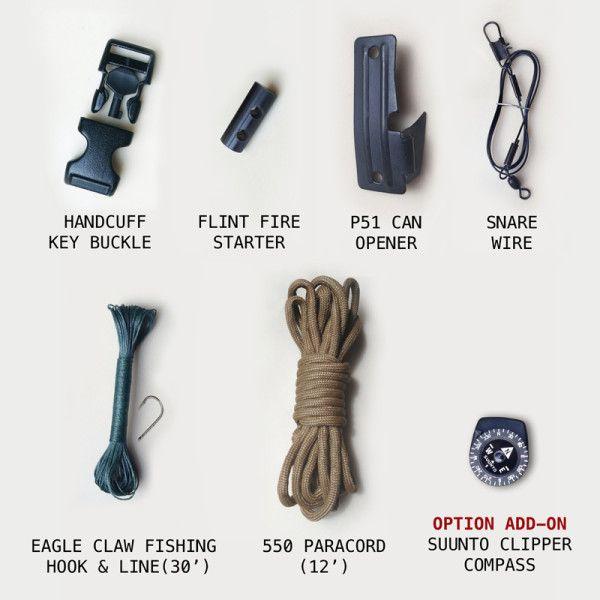 Escape and Evasion Band™ | RE Factor Tactical | Preparedness ...