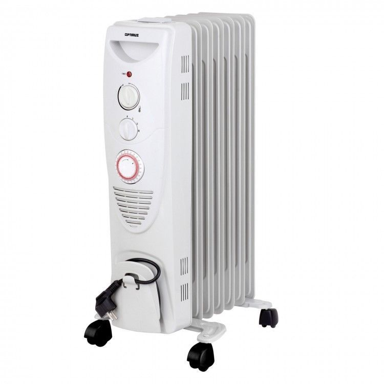 Portable Oil Filled Radiator 1500w Electric Heater Timer Automatic Thermostat Massmarket Radiator Heater Oil Filled Radiator Heater