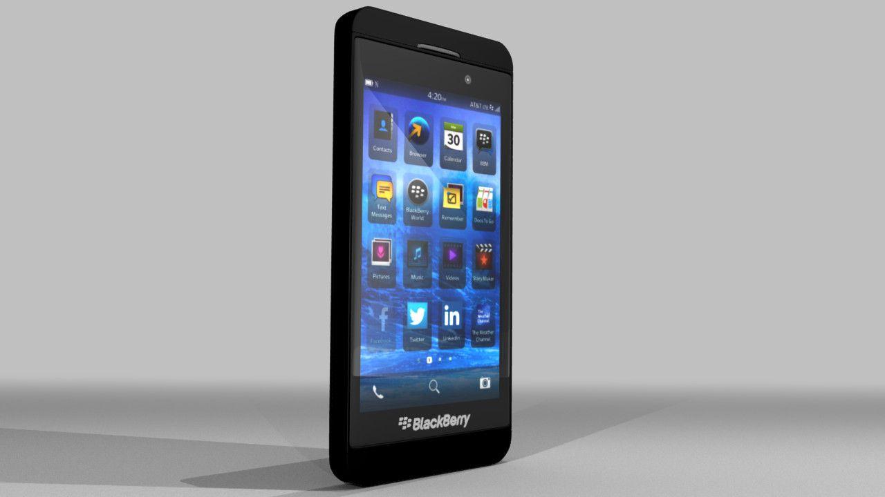 Blackberry z10 blend 3d model 3d modeling pinterest blackberry z10 blend 3d model buycottarizona
