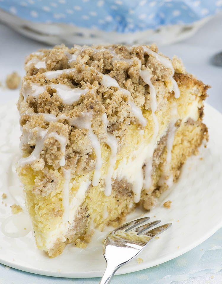 Easy Cinnamon Coffee Cake
