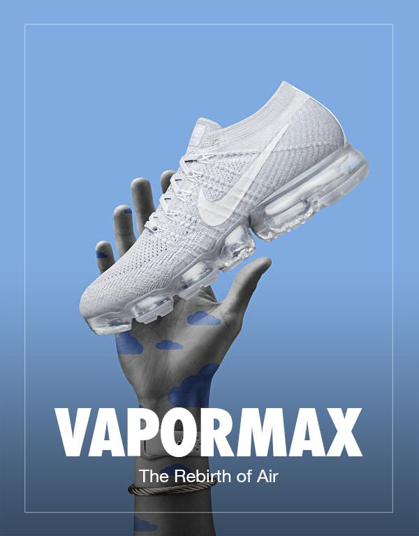 c2840bb8a94 Nike News - Nike Air VaporMax Reveals the Pinnacle of Air