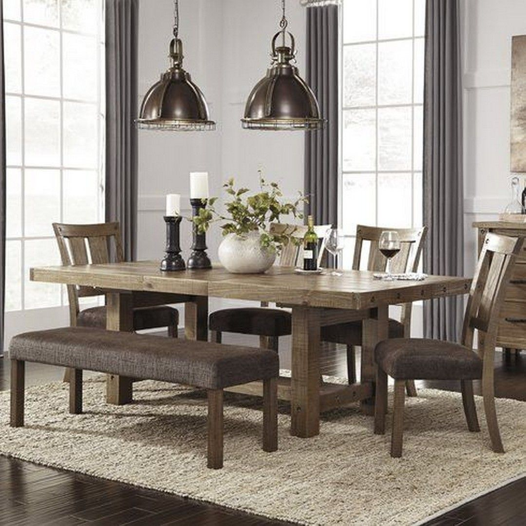 12 Rustic Dining Room Ideas: 27 Modern Rustic Farmhouse Dining Room Style