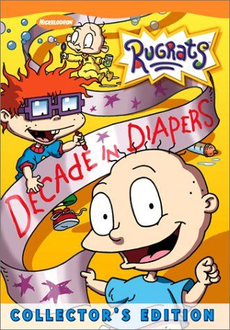 Rugrats Decade In Diapers Paramount Home Video Https Www Amazon Com Dp B00005nvdh Ref Cm Sw R Pi Dp X Ldx Rugrats Rugrats All Grown Up Kids Shows