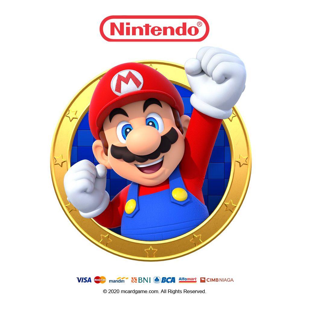 Nintendo Eshop Animasi Ilustrasi Stiker