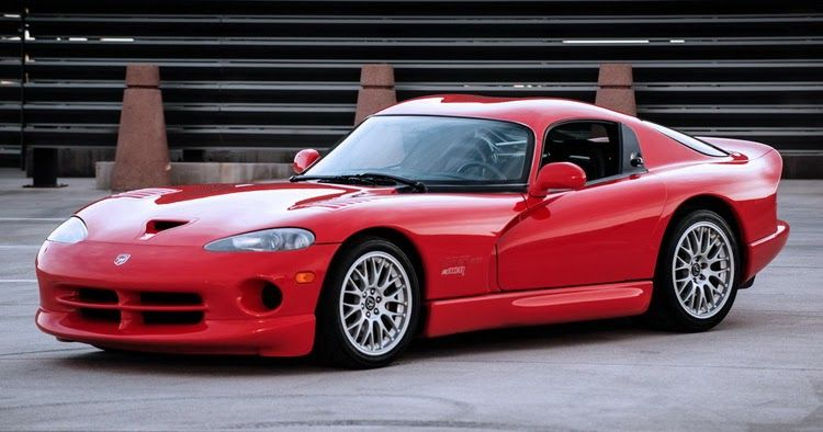 Supercharged 2000 Dodge Viper Gts Acr Shows Up On Ebay Cars Bikes