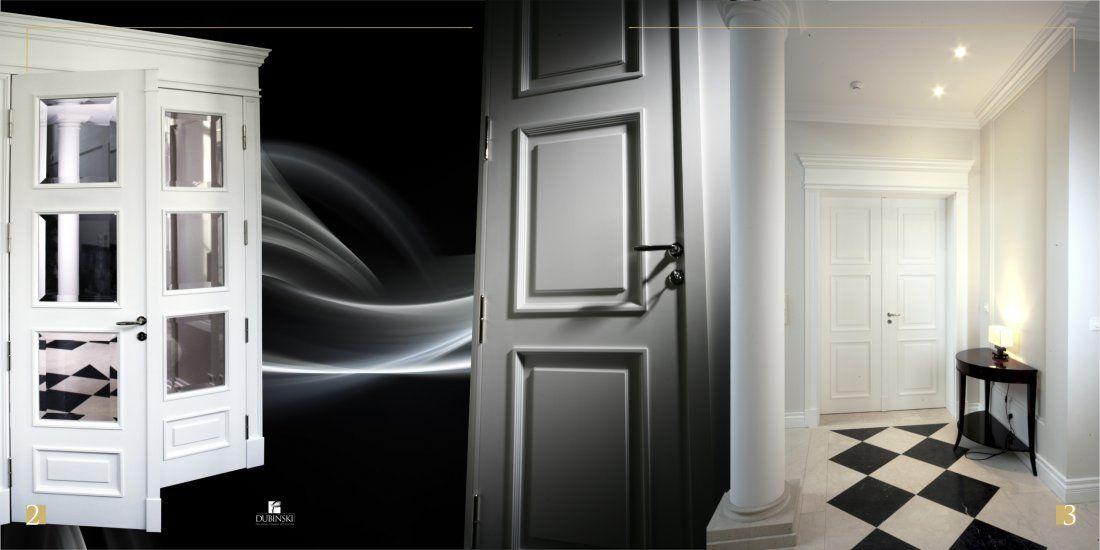 Drzwi klasyczne, wewnetrzne - Radosław Dubiński