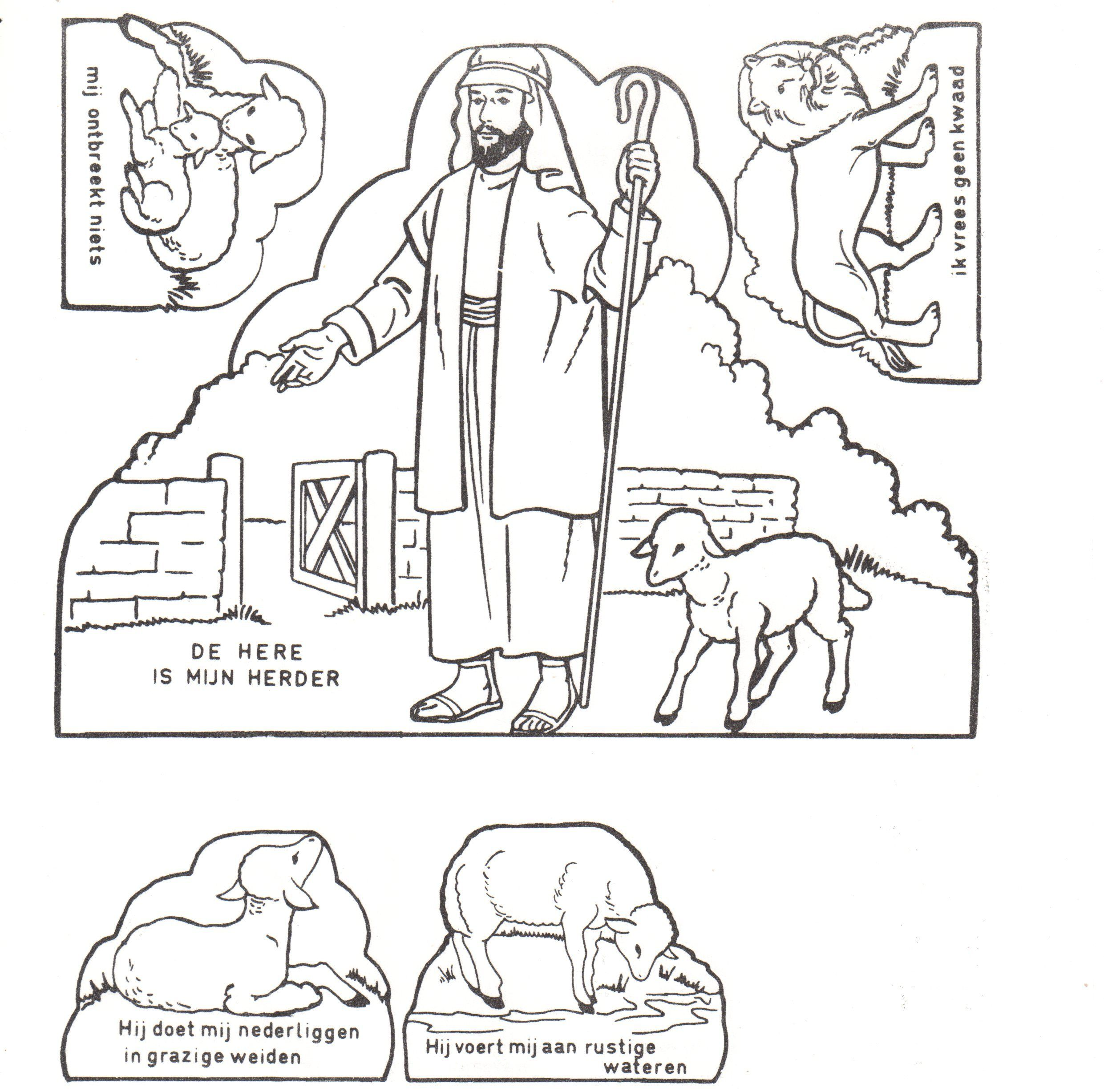 Pin By Margriet Wijland On Bible Craft Nt Parables Good Shepherd Sunday School Coloring Pages Bible Coloring Pages Coloring Pages Inspirational