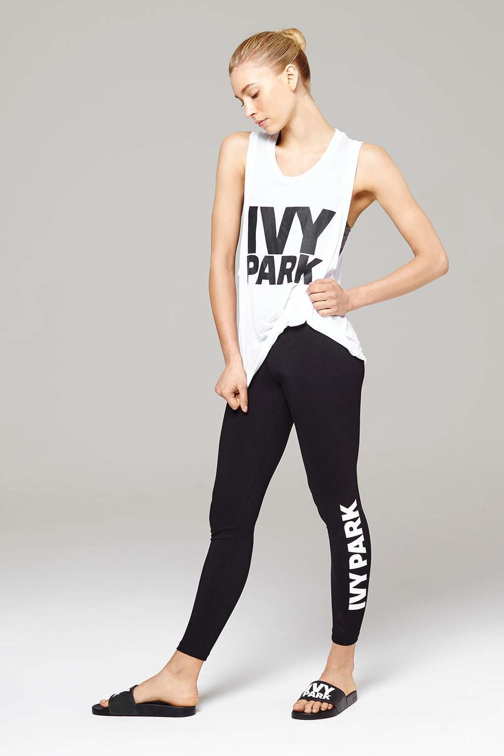 a89dacef7 Drop Armhole Tank Top by Ivy Park in 2019