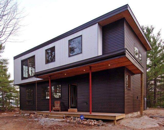 Altius Architecture Inc. | Pine Lake Cottage on http://www.arthitectural.com