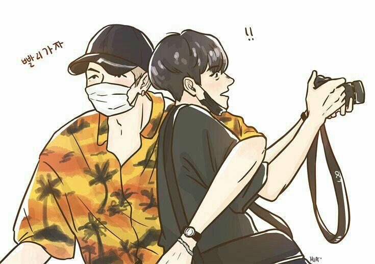 Yoonkook, Namjin, vhopemin etc etc etc - 🐈YOONKOOK🐇