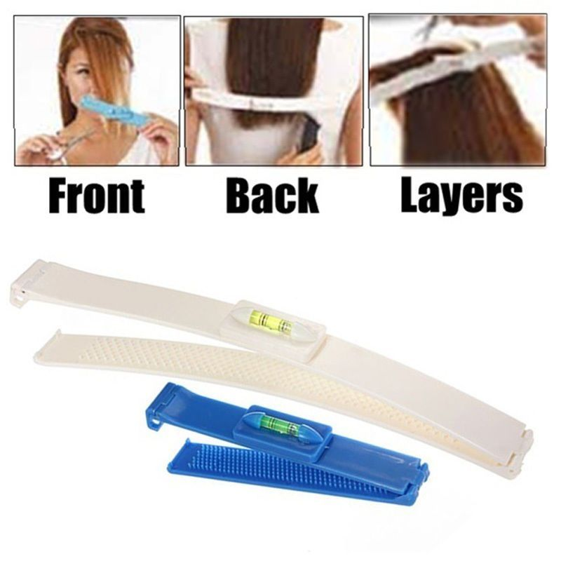 Pleasing Details About Diy Hair Bangs Fringe Cut Comb Clipper Hairstyling Short Hairstyles Gunalazisus