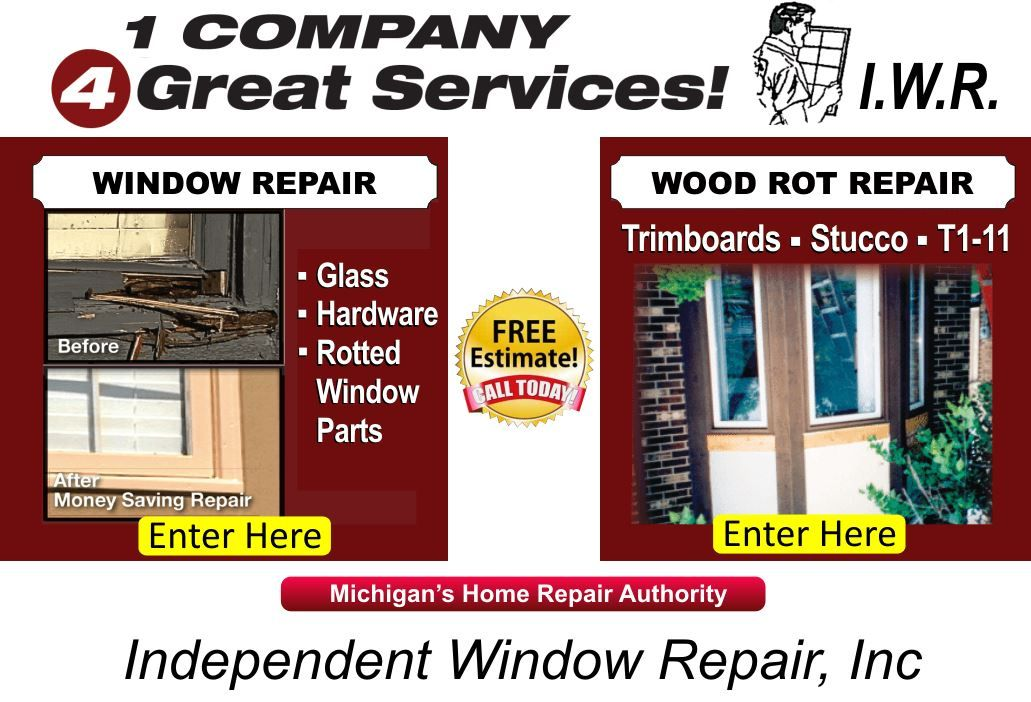 Independent Window Repair Inc Is A Full Service Window