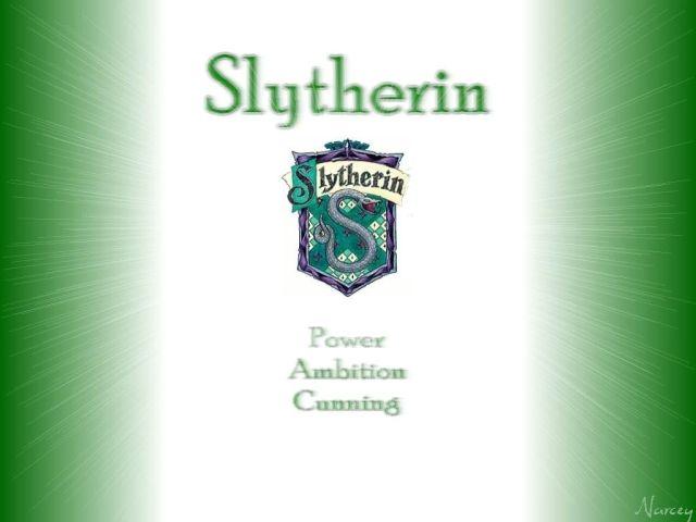 HP - House Slytherin